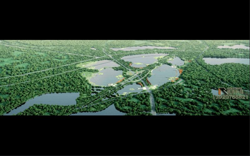 【规划动画篇】---巴彦淖尔未来规划片