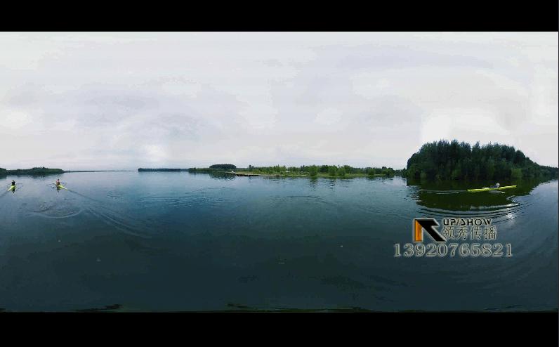 【VR航拍】---汤阴湿地公园