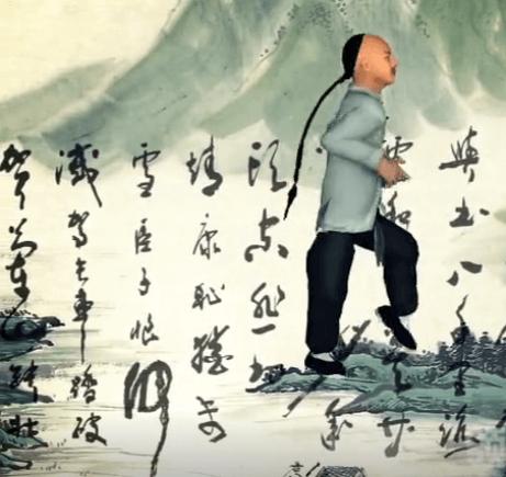 【人物篇】历史人物霍元甲1三维动画影片